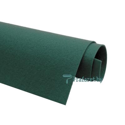 Корейский фетр Solitone 1,2 мм, 20 х 28 см, жесткий, 871 зеленый мох