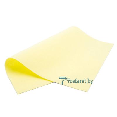 Корейский фетр Royal 1мм мягкий 20 х 28 см RN-07 лимонный