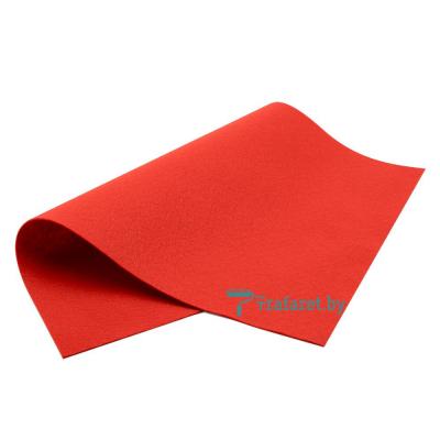 Корейский фетр Royal 1мм мягкий 20 х 28 см RN-18 рождественский красный