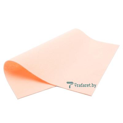 Корейский фетр Royal 1мм мягкий 20 х 28 см RN-27 персиковый